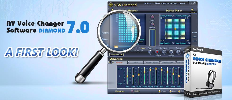 VOICE DIAMOND AV V6.0.10 CHANGER TÉLÉCHARGER