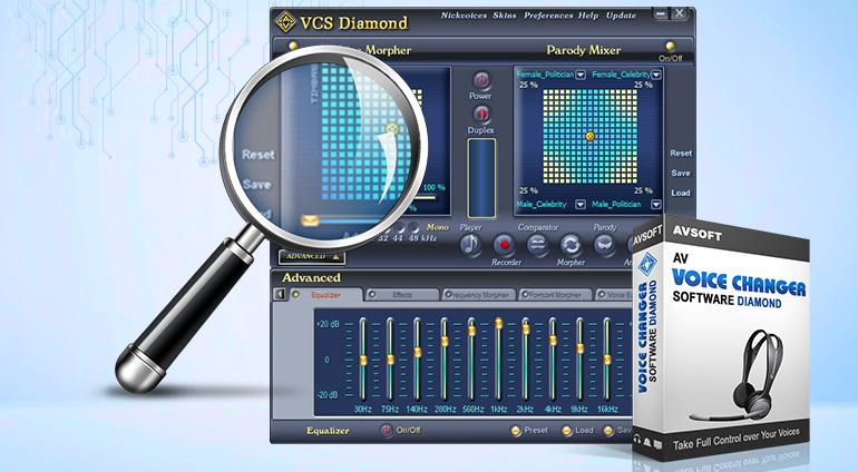 DIAMOND EDITION TÉLÉCHARGER AV CHANGER GRATUIT VOICE 4.0.53