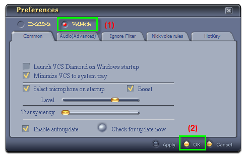Change Voice while Talking in Zoiper with AV Voice Changer Software